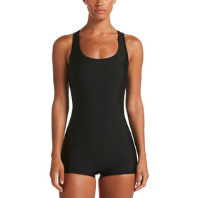 Nike Swim Essential Crossback Jongensbenig One Piece Badpak Dames, zwart